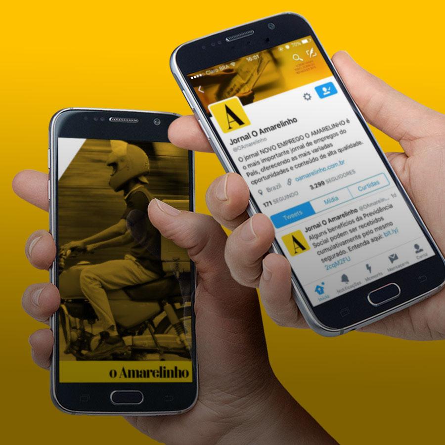 cases marketing digital - o amarelinho