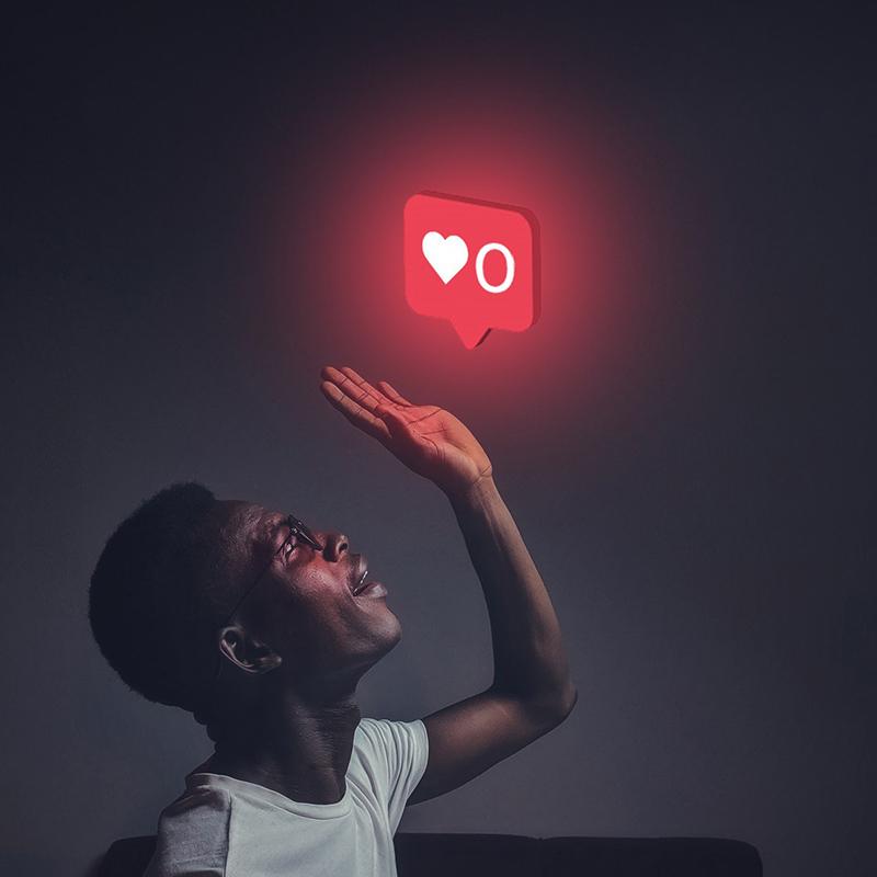 crise nas redes sociais
