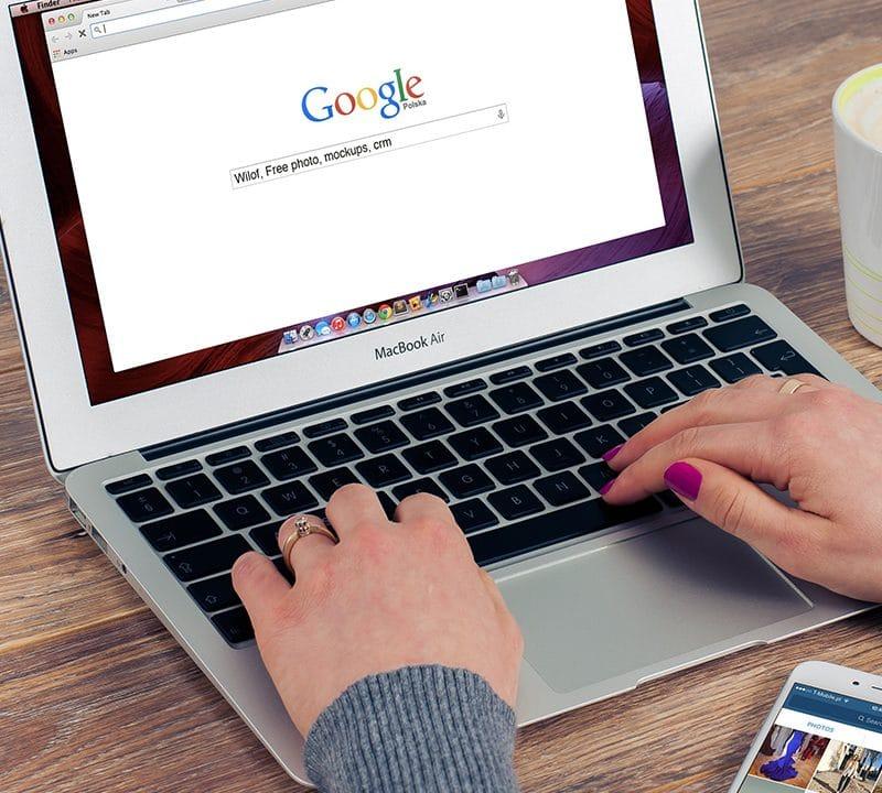 rankeamento no google